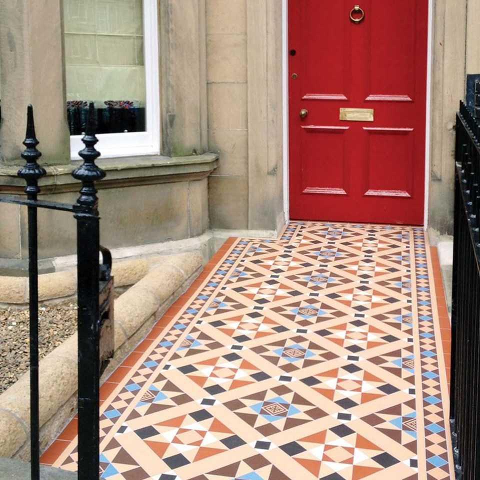 Victorian Floor Tiles Creeksidetile Ltd
